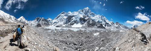 Sagarmatha National Park - Nepal