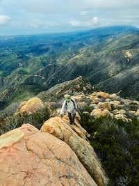 Barger Peak