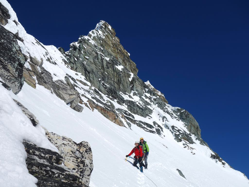 Summit Pyramid in May