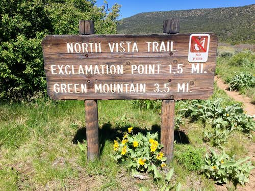 North Vista Trail