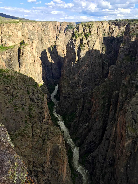 North Rim of the Black Canyon