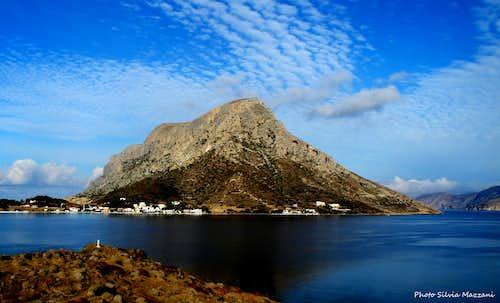 Telendos seen from  Kalymnos