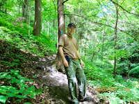 Slippery Rock Gorge Trail