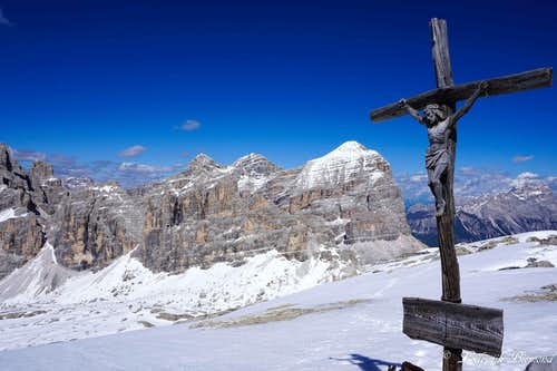 Summit Cross & Tofana's