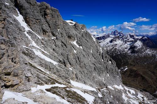 Rifugio Lagazuoi & South Face