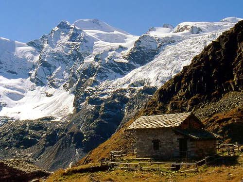 View from Casolari...