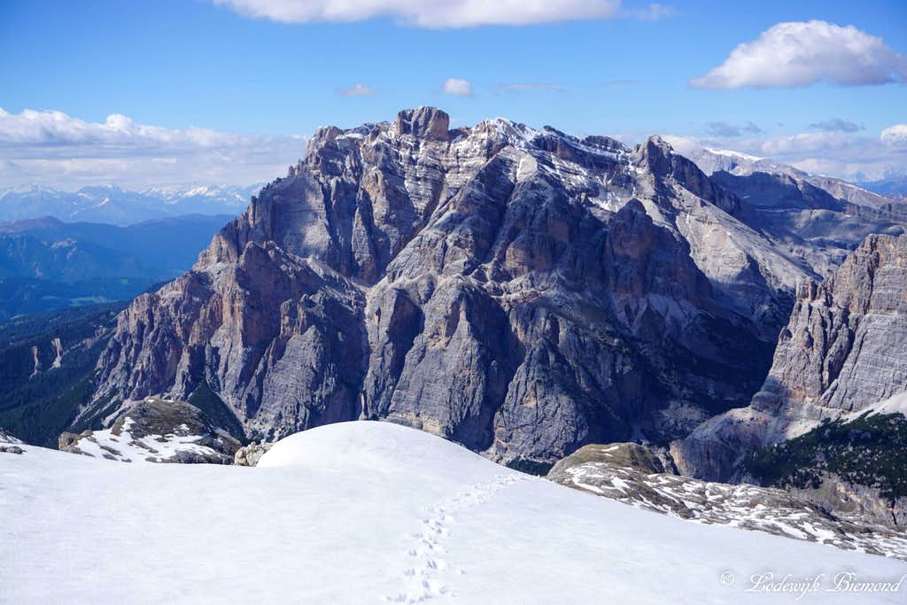 Conturines (3064m, South Face)