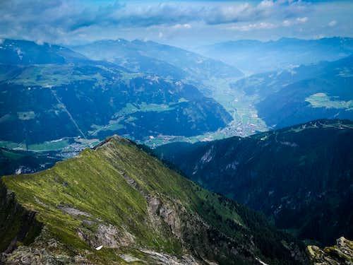 North to Mayrhofen