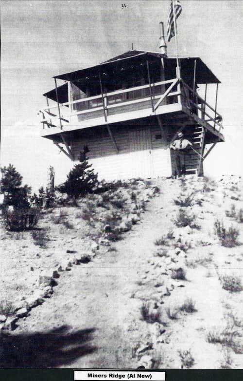 Miners Ridge Lookout