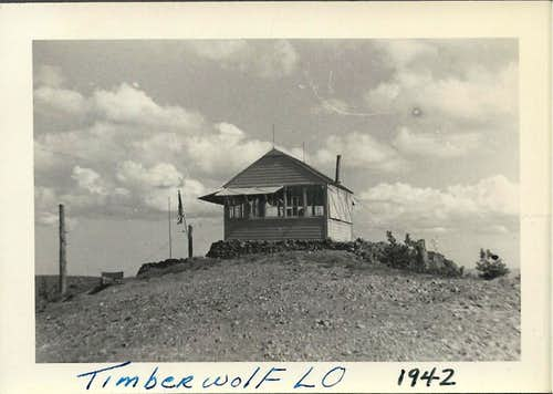 Timberwolf Mtn Lookout 1942