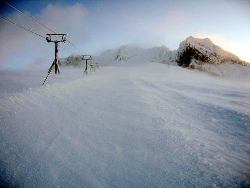 Palmer Ski Lift (Mt Hood)