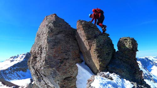 Pilot Knob Summit Ridge