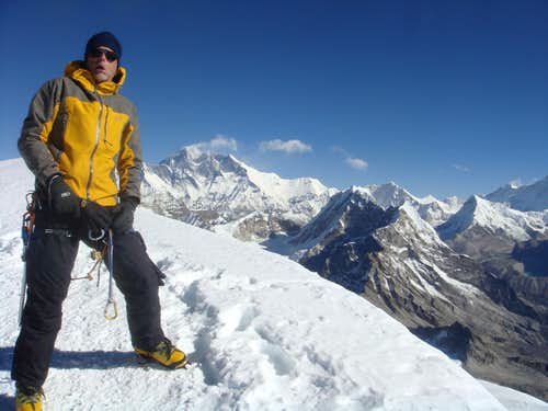 Mera Peak Summit