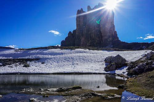 Dolomites Via Ferrata tour May 2017