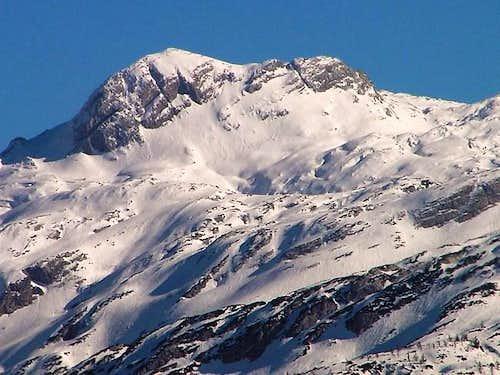 Summit of Scheiblingkogel....