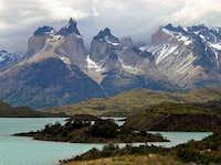Los Cuernos (Torres del Paine)