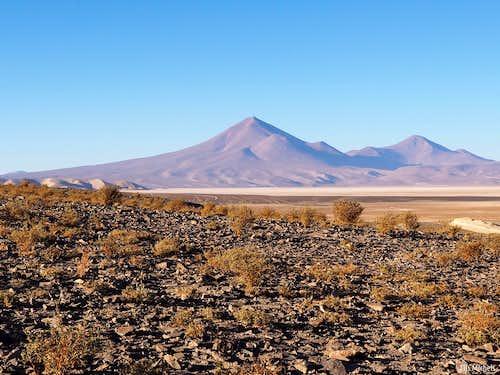 Volcan Dona Ines (5075m)