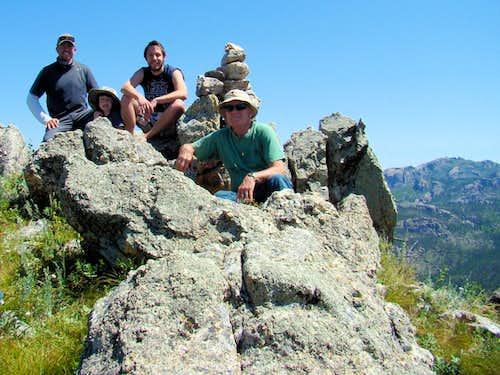 Sylvan Climbers July 2017