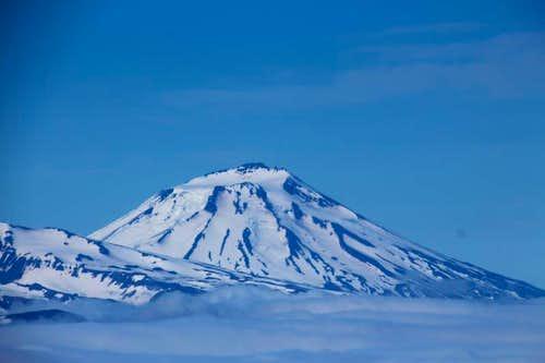 Mt Vsevidof