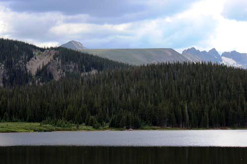 Niwot Ridge - Ramp to Heaven