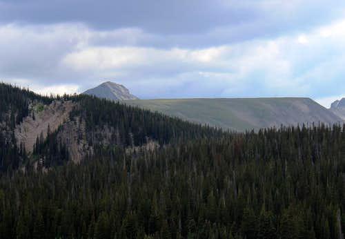 Kiowa Peak (13,276 ft)