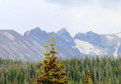 Navajo Peak in 2013