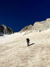 Assending North Glacier