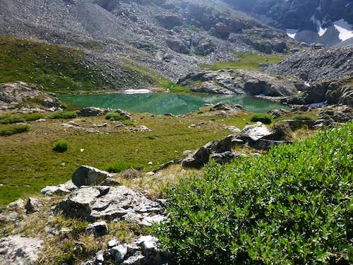 South Zapata Lake