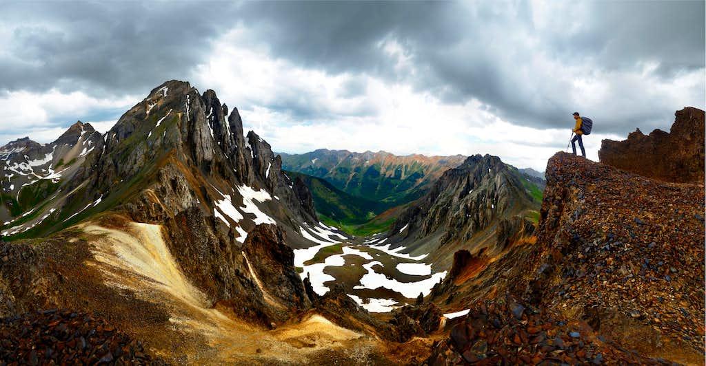 Ulysses S Grant Peak