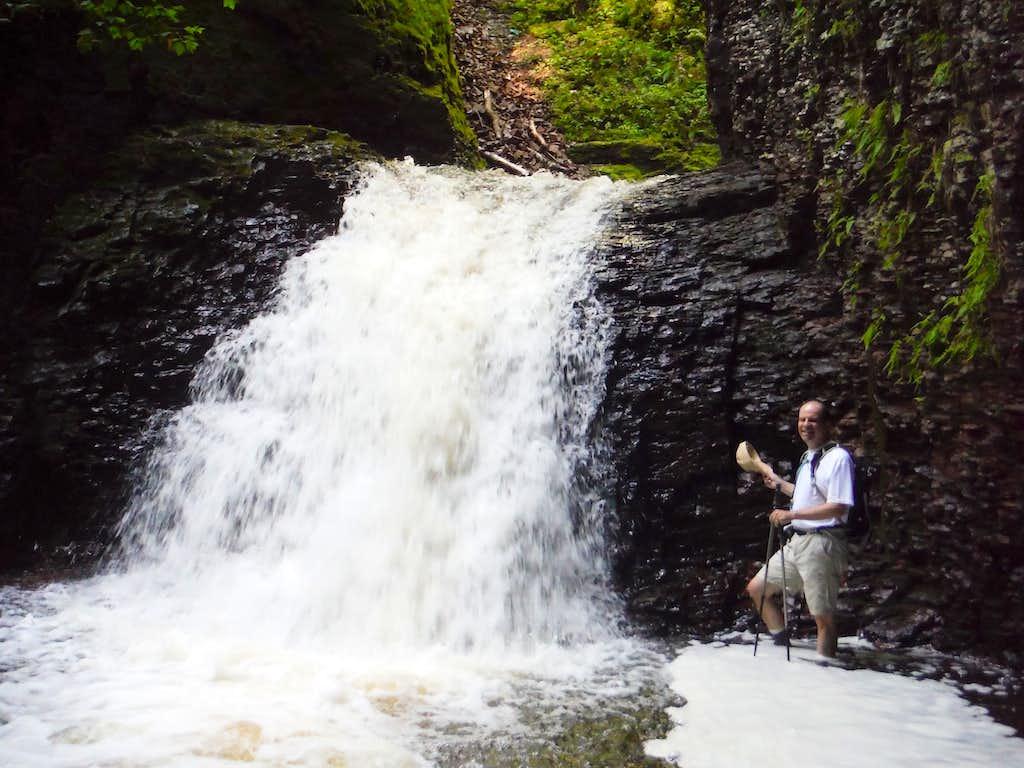 The Second Fall - Kadunce Canyon