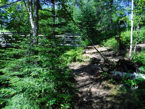 End of Kadunce Canyon Hike