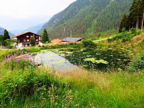 Gasthof Ruetz in Sankt Sigmund im Sellrain