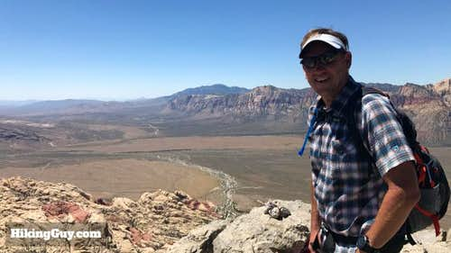 Summer Hike to Turtlehead Peak
