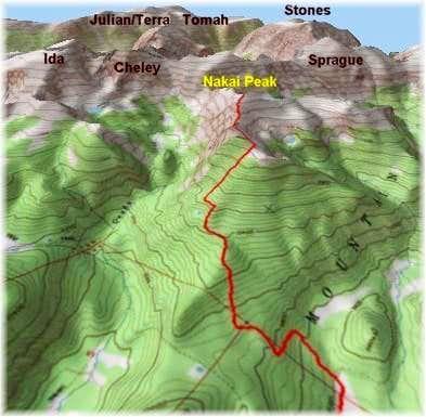 Nakai Peak