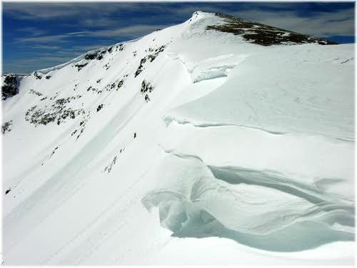 What cornice? Jim, where\'s...