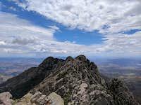 Browns Peak/Four Peaks
