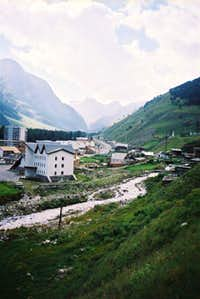 Village of Terskol