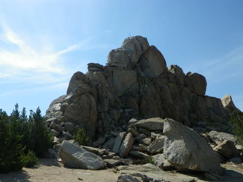 One of My Favorite Summit Blocks