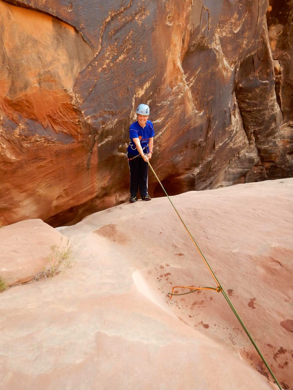Sneak Canyon