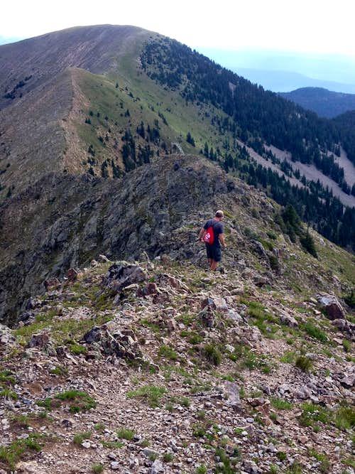 Baldy Ridge Traverse