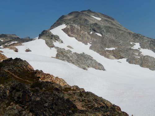 Summit of Brandywine from Glacier