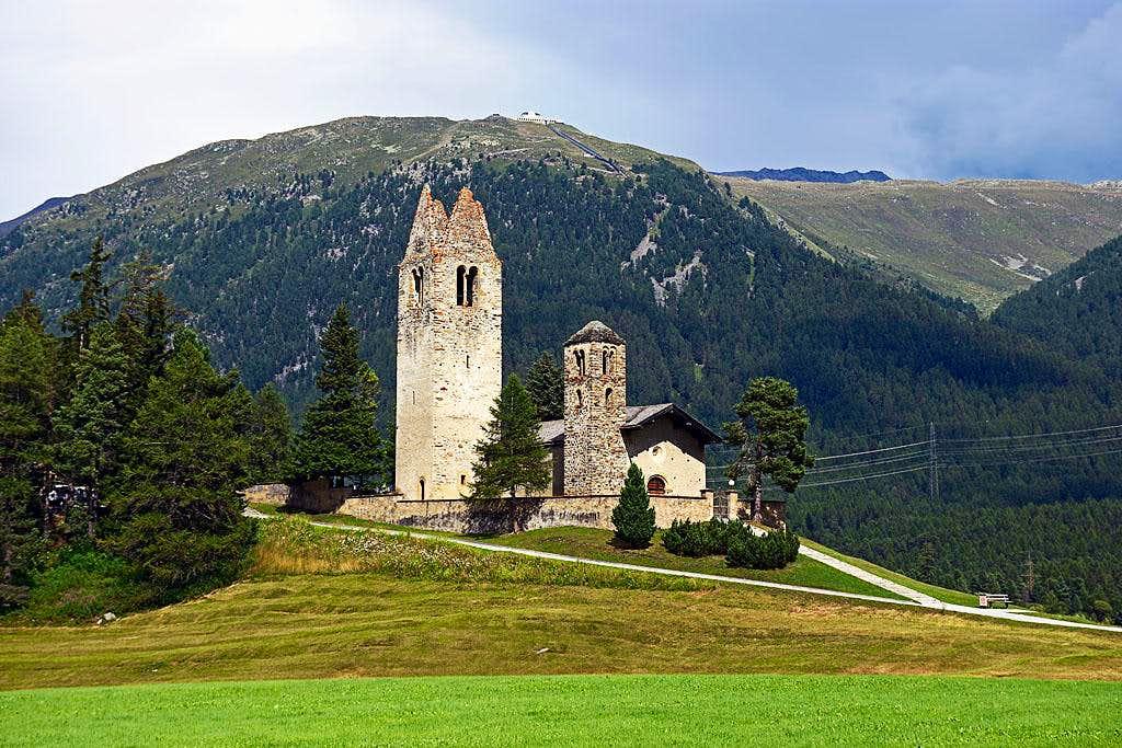 Celerina, San Gian