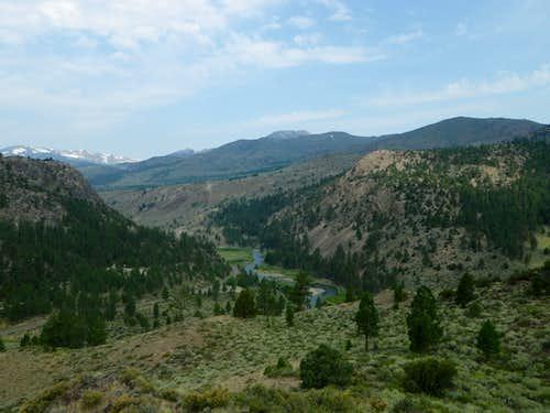 Lost Cannon Peak