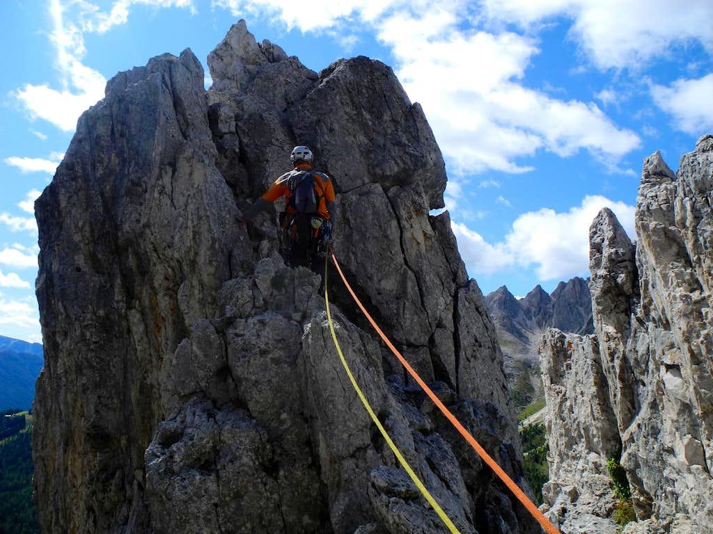 Summit of Guglia del Rifugio
