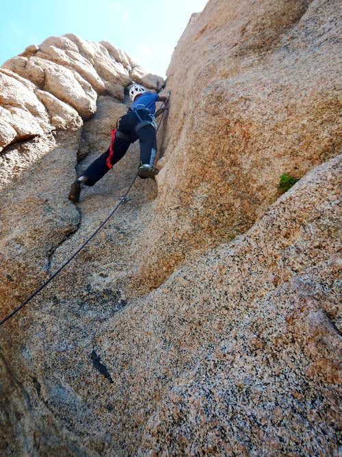 Rose Dome (5.6-5.12a)
