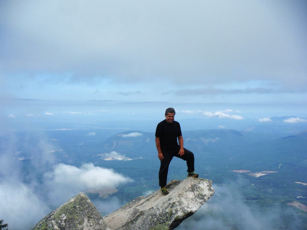 Morning Hike on Pilchuck