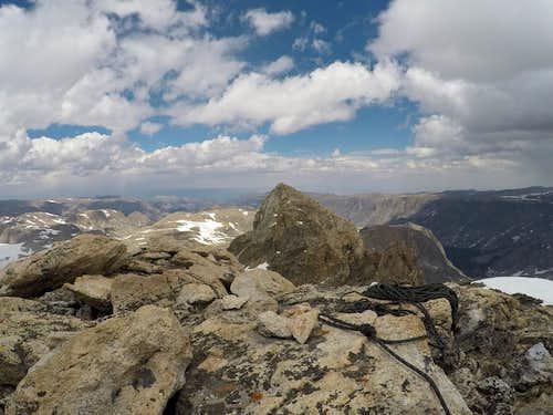 Great Summit Views
