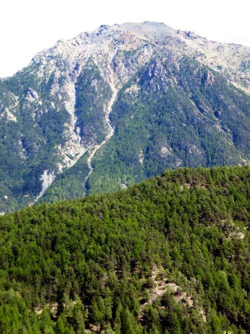 Mont Chermontane <i>(2680/3m)</i> from Pieiller Vallon 2017