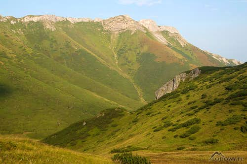 Mount Predne Jatky