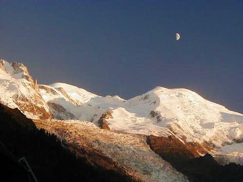 Mont Blanc (4807m), Dome du...